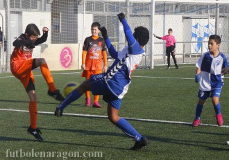Alevines Ebro - Juventud