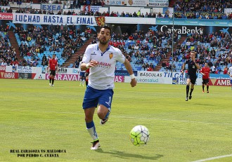 Ángel Real Zaragoza vs Mallorca