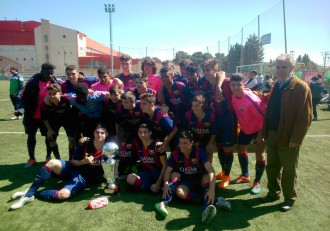 Cadete DH Barcelona