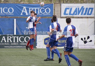 Cadetes Ebro - Amistad