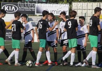 Cadetes Union la Jota Vadorrey - Olivar