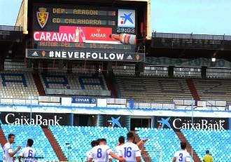Deportivo Aragón VS Calahorra