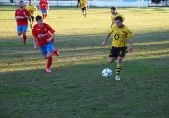 CD GALLUR 4- 1 SDM PEDROLA