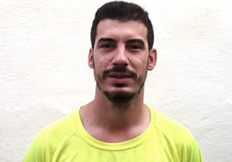 Entrenador Herrera Alberto Lanuza