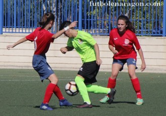 Futbol Femenino Aragonesa A - Fraga