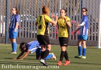 Futbol Femenino Aragonesa Calanda