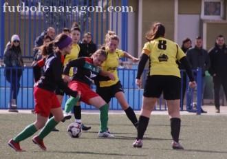 Futbol Femenino Aragonesa Delicias