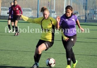 Futbol Femenino Aragonesa Los Molinos
