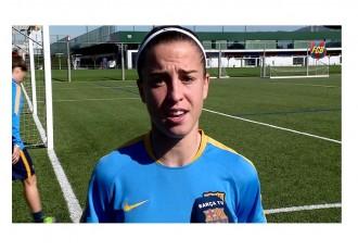 futbol femenino Barbara Latorre