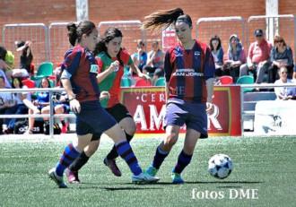 Futbol femenino Delicias San Jose