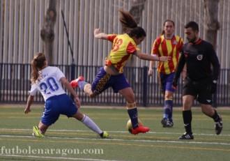 Futbol Femenino FF Zaragoza B - Zaragoza CFF A