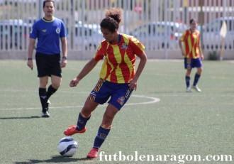 Futbol femenino Zragoza B