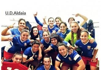 Futbol femenino Aldaia