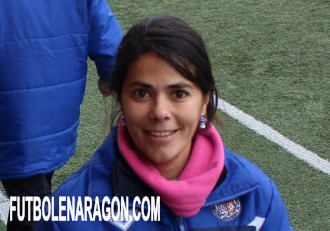 Futbol femenino Noemi Navarro