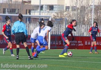 Futbol Femenino Oliver Añorga