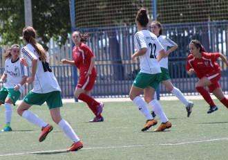 Futbol femenino Peñas Eureka