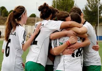 Futbol femenino Peñas Oscenses
