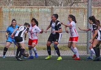 Futbol femenino Ranillas - Monzon