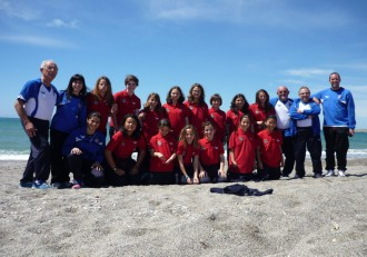 Futbol femenino Seleccion Aragonesa Sub-12