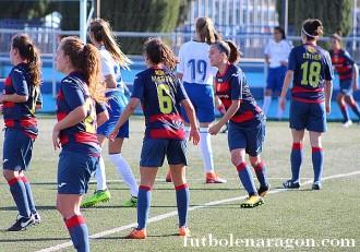 Futbol femenino Zaragoza - Oliver