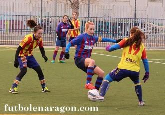 Futbol Femenino FF. Zaragoza A - Villanueva