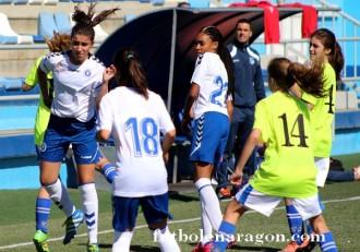 Futbol femenino Zaragoza Calatayud