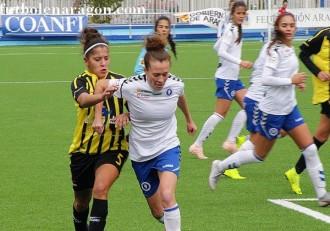 Futbol Femenino Zaragoza CFF San Pere Pescador