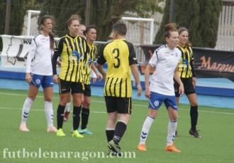 Futbol Femenino Zaragoza CFF - Sant Pere Pescador