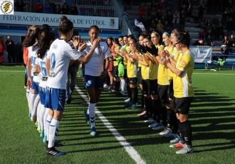 Futbol Femenino Zaragoza - Europa