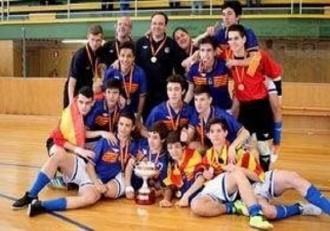 Futbol Sala Seleccion aragonesa Sub-16