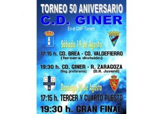 Giner Torneo Regional