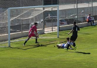 Gol Buenacasa al Andorra