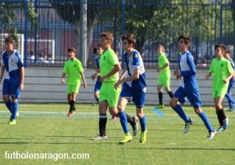 Infantiles Ebro Union la Jota Vadorrey