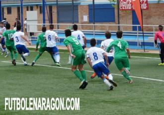Juveniles DH Zaragoza Stadium Casablanca