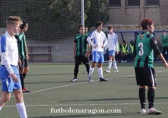 Juveniles El Gancho - Marianistas