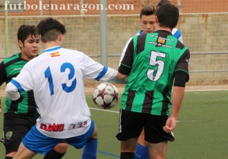Juveniles El Gancho - Seulcar San Fernando