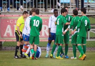 Juvenil Liga Nacional Zaragoza Ebro