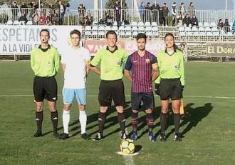Juveniles Zaragoza Barcelona
