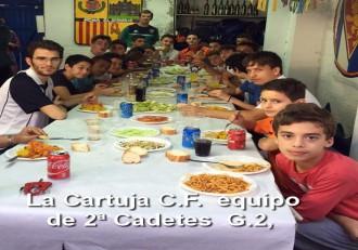 La Cartuja F.C., Cadetes
