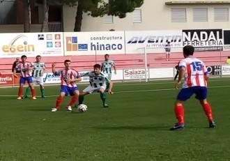 Monzon Atletico - Biescas U.D.