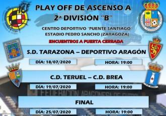 Play off ascenso a Segunda Division B