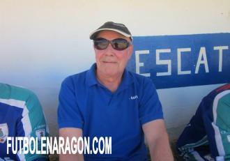 Primera Regional Escatron entrenador