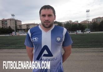 Primera Regional Sportin Alcañiz Jose Manuel Tello