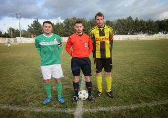 Primera regional Quinto Victor oliver