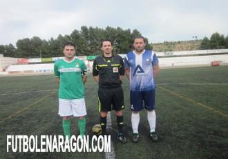 Primera regional Sportin Alcañiz - Quinto