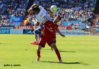 Jorge Díaz Real Zaragoza Osasuna