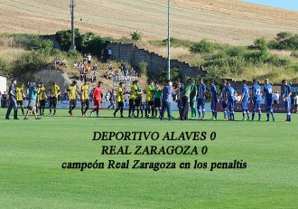 Real Zaragoza VS D Alavés