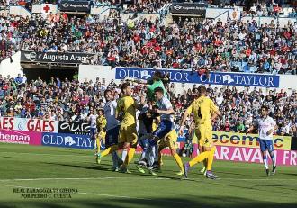 Real Zaragoza vs Girona