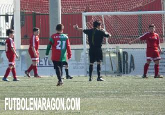 Segunda Alevin San Gregorio Delicias