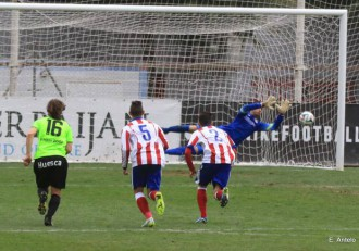 Segunda B At. madrid Huesca